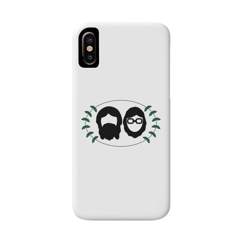 Original 2017 Logo Accessories Phone Case by thegingercollect's Artist Shop