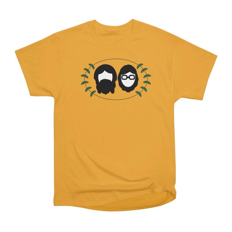 Original 2017 Logo Women's Heavyweight Unisex T-Shirt by thegingercollect's Artist Shop