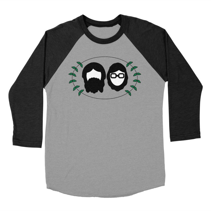 Original 2017 Logo Women's Baseball Triblend Longsleeve T-Shirt by thegingercollect's Artist Shop