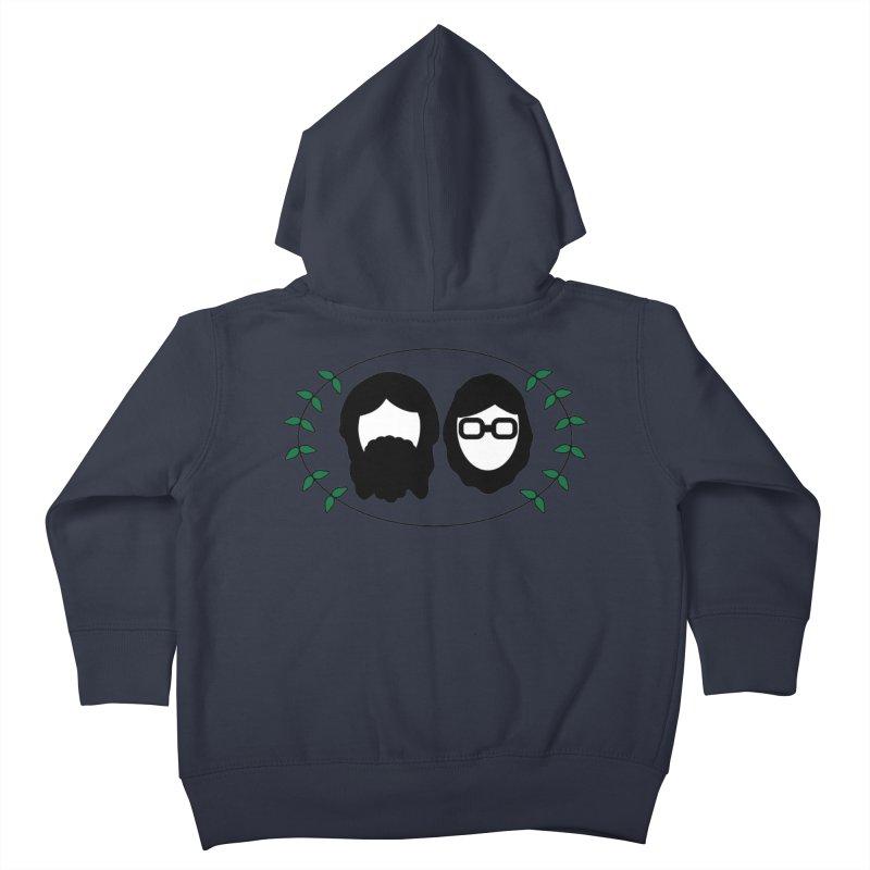 Original 2017 Logo Kids Toddler Zip-Up Hoody by thegingercollect's Artist Shop