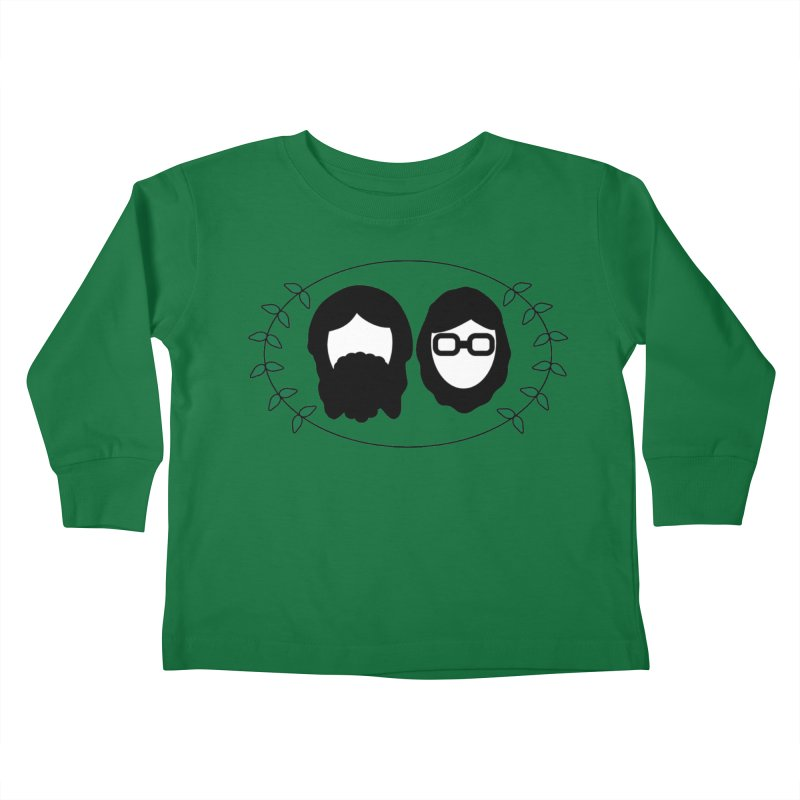 Original 2017 Logo Kids Toddler Longsleeve T-Shirt by thegingercollect's Artist Shop