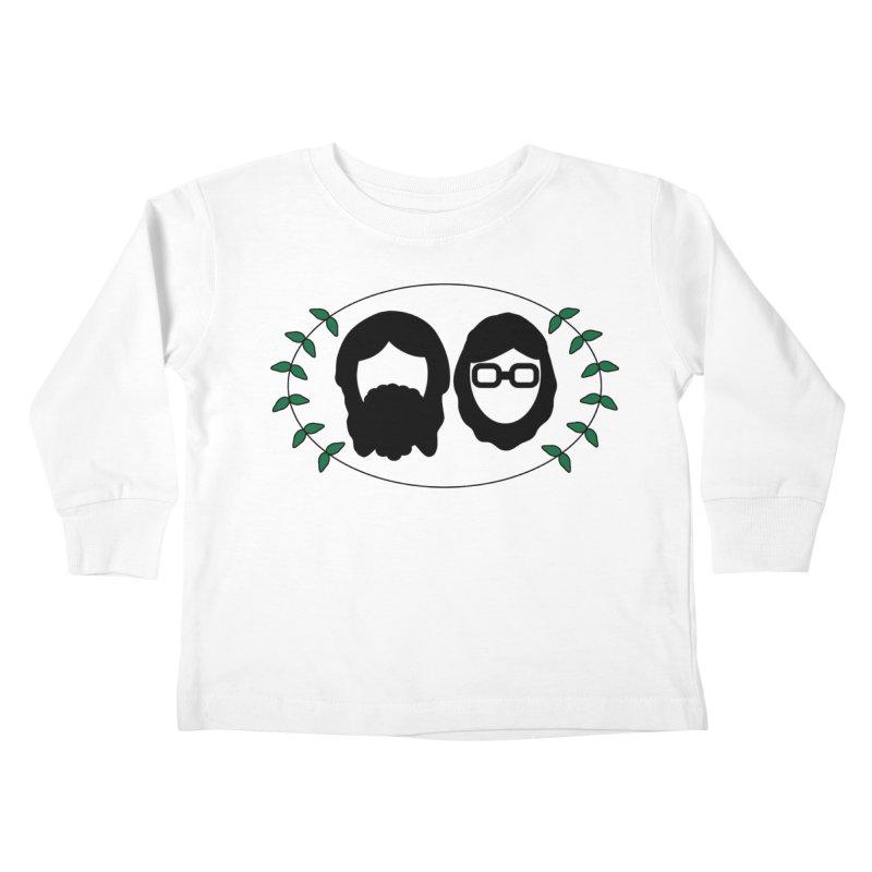 Original 2017 Logo Kids Toddler Longsleeve T-Shirt by thegingercollect's Artist Shop
