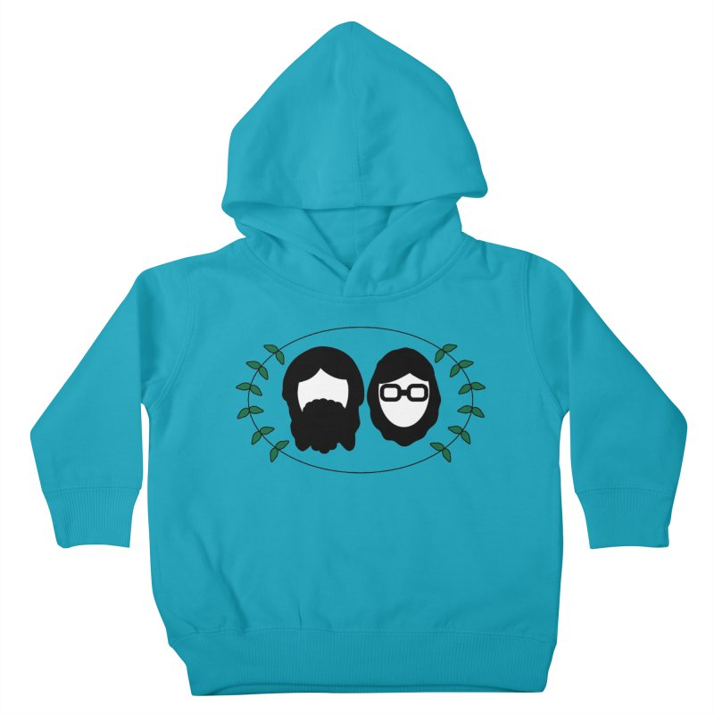 Original 2017 Logo Kids Toddler Pullover Hoody by thegingercollect's Artist Shop