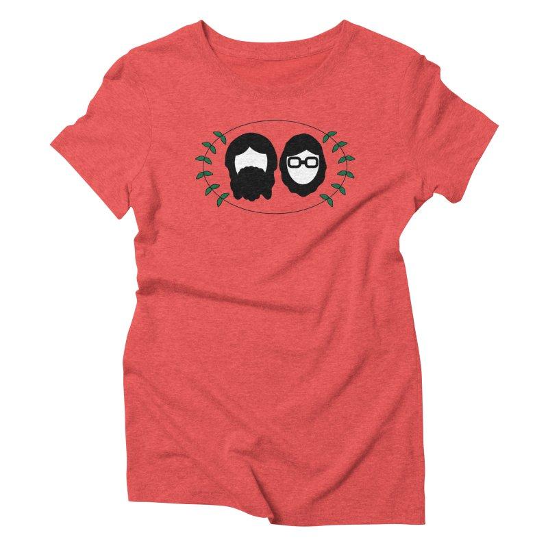 Original 2017 Logo Women's Triblend T-Shirt by thegingercollect's Artist Shop