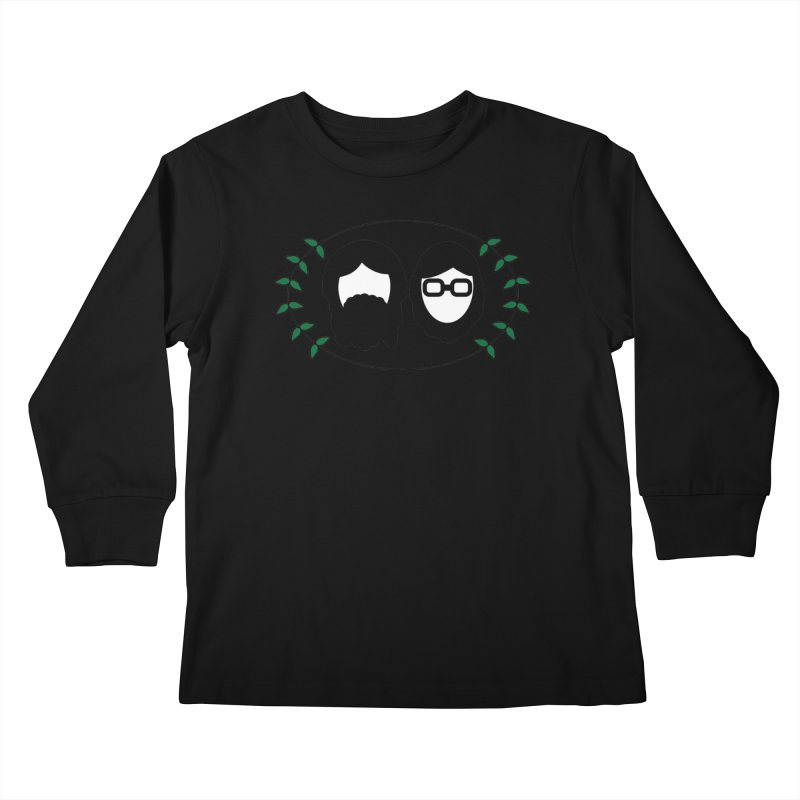 Original 2017 Logo Kids Longsleeve T-Shirt by thegingercollect's Artist Shop