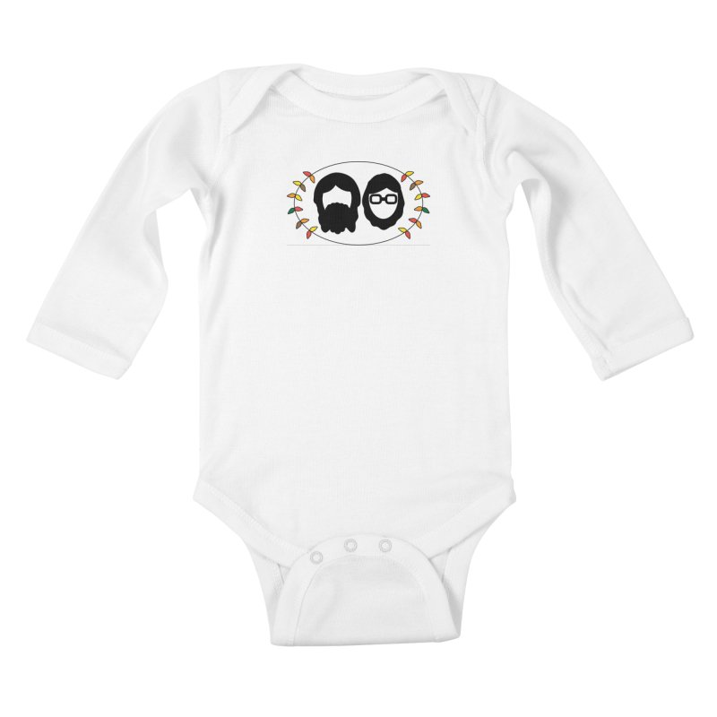 Fall 2017 Kids Baby Longsleeve Bodysuit by thegingercollect's Artist Shop