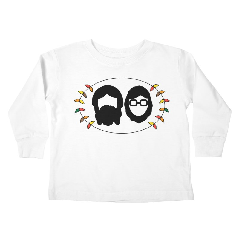 Fall 2017 Kids Toddler Longsleeve T-Shirt by thegingercollect's Artist Shop