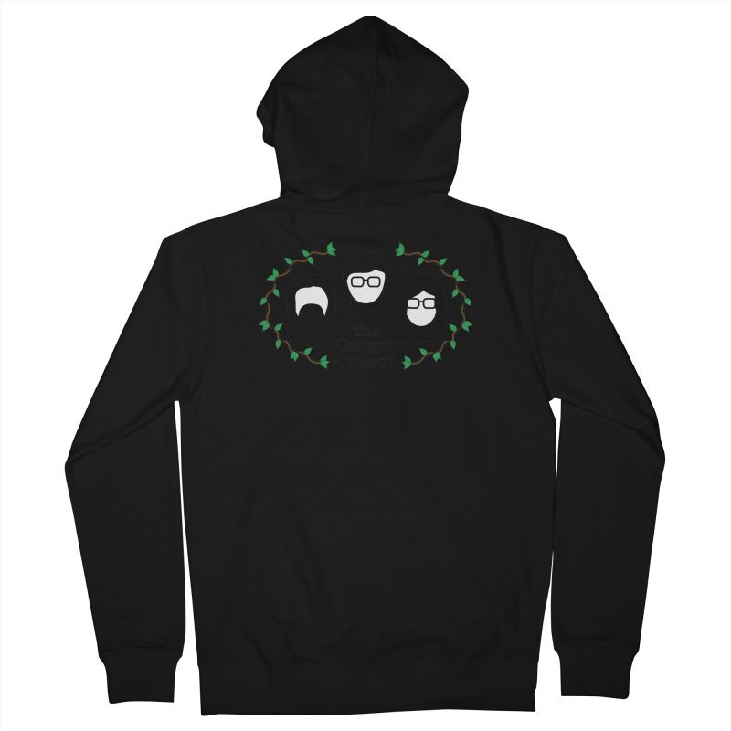 2018 Design Women's French Terry Zip-Up Hoody by thegingercollect's Artist Shop
