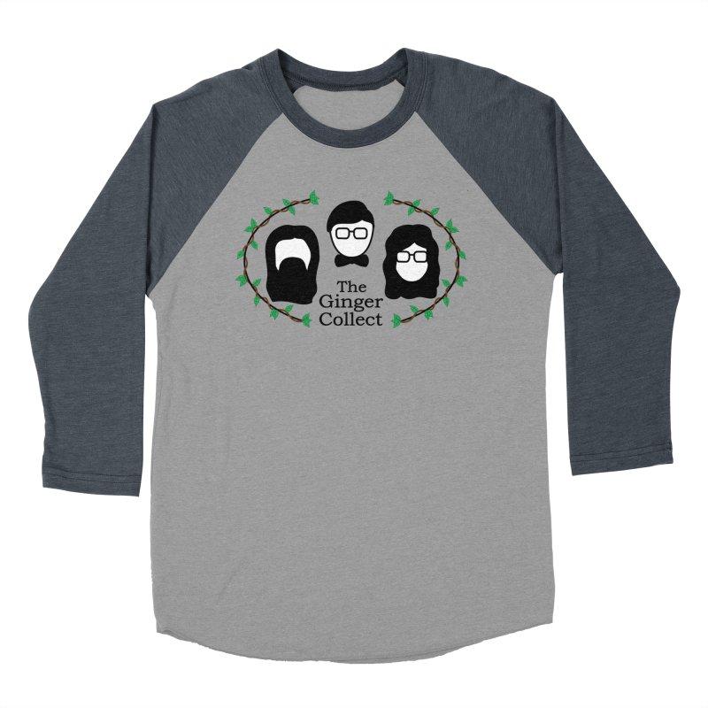 2018 Design Women's Baseball Triblend Longsleeve T-Shirt by thegingercollect's Artist Shop
