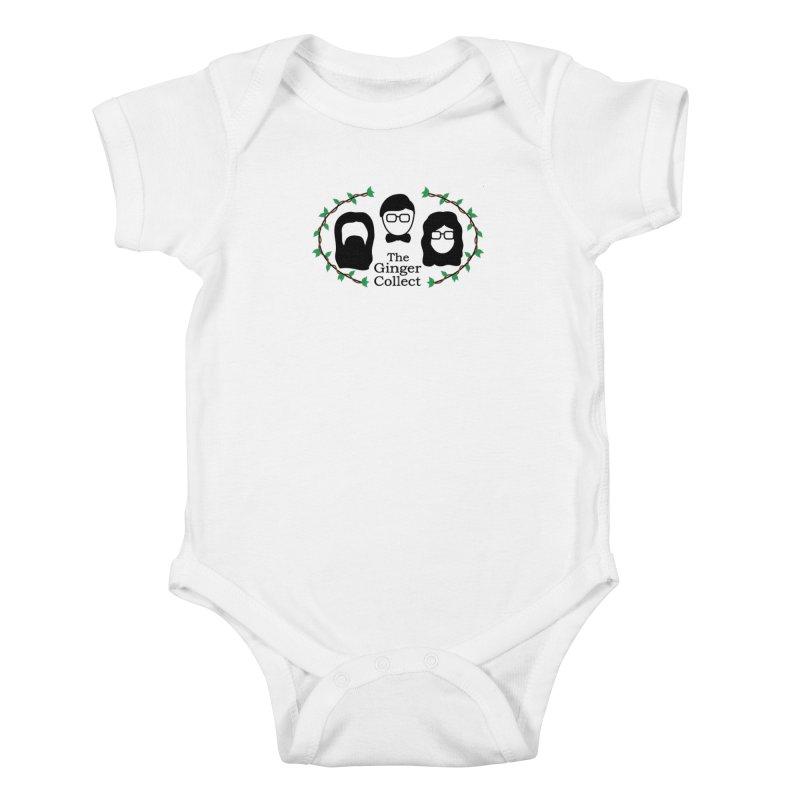 2018 Design Kids Baby Bodysuit by thegingercollect's Artist Shop