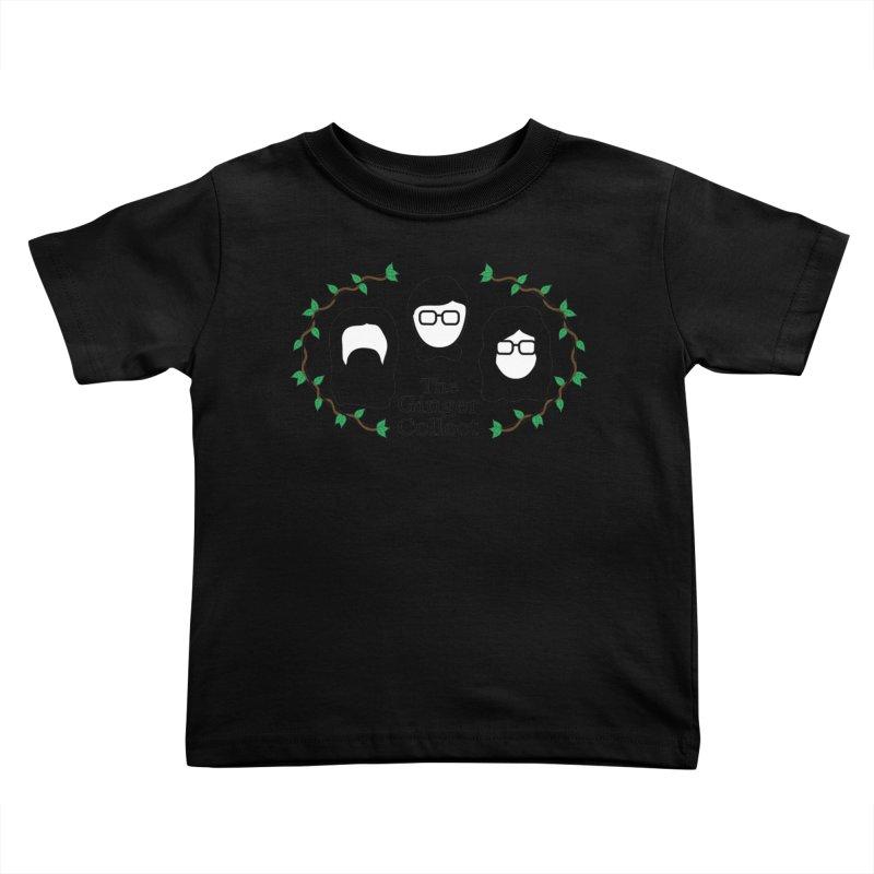 2018 Design Kids Toddler T-Shirt by thegingercollect's Artist Shop
