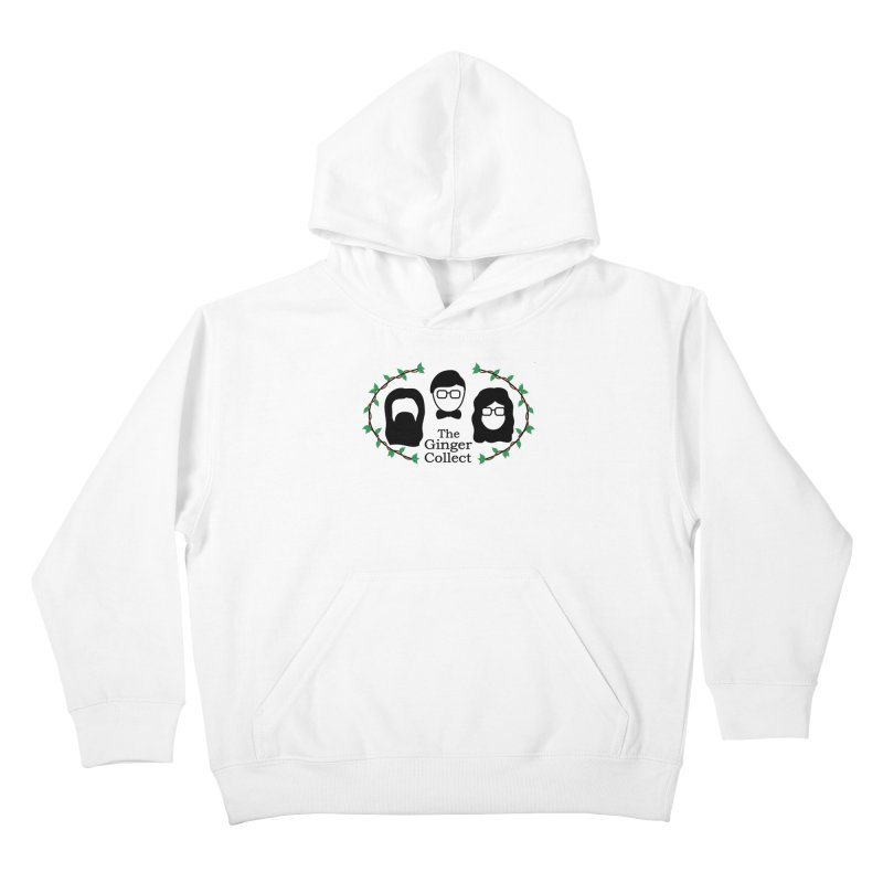 2018 Design Kids Pullover Hoody by thegingercollect's Artist Shop