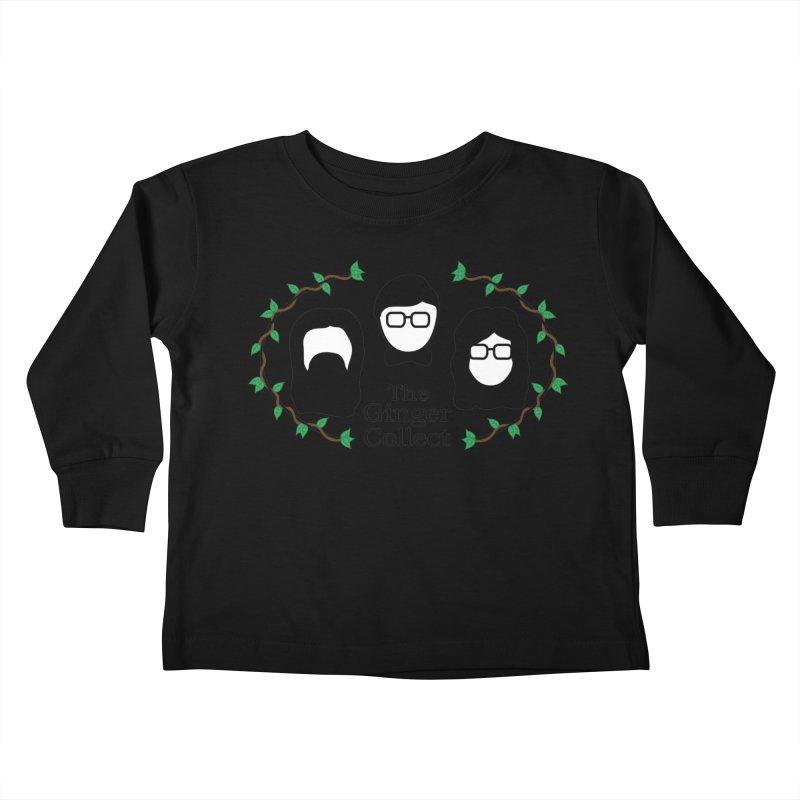2018 Design Kids Toddler Longsleeve T-Shirt by thegingercollect's Artist Shop