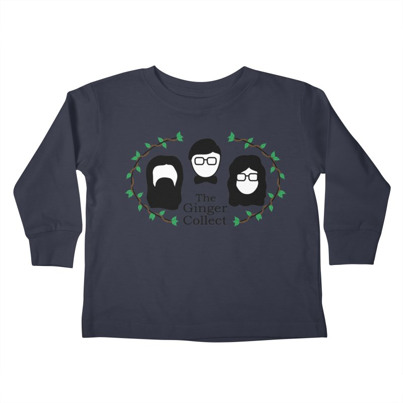 2018 Design Kids Toddler Longsleeve T-Shirt by thegingercollect's Artist Shop