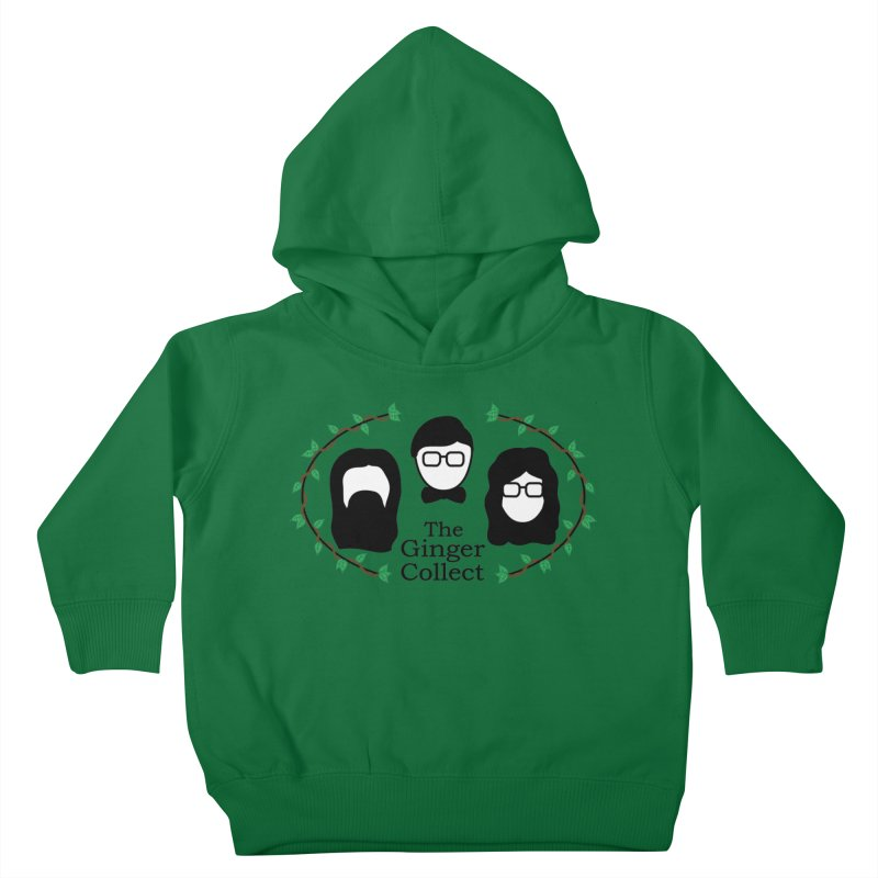 2018 Design Kids Toddler Pullover Hoody by thegingercollect's Artist Shop