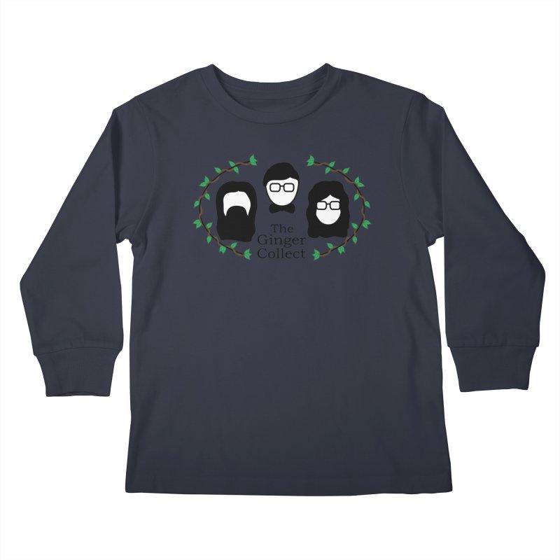 2018 Design Kids Longsleeve T-Shirt by thegingercollect's Artist Shop