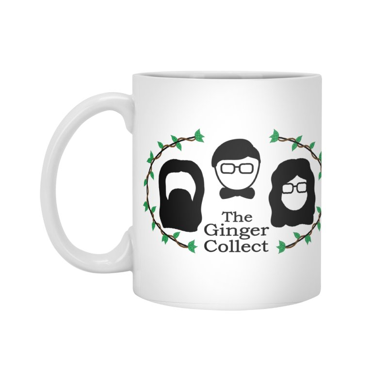 2018 Design Accessories Standard Mug by thegingercollect's Artist Shop