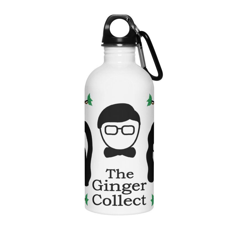 2018 Design Accessories Water Bottle by thegingercollect's Artist Shop
