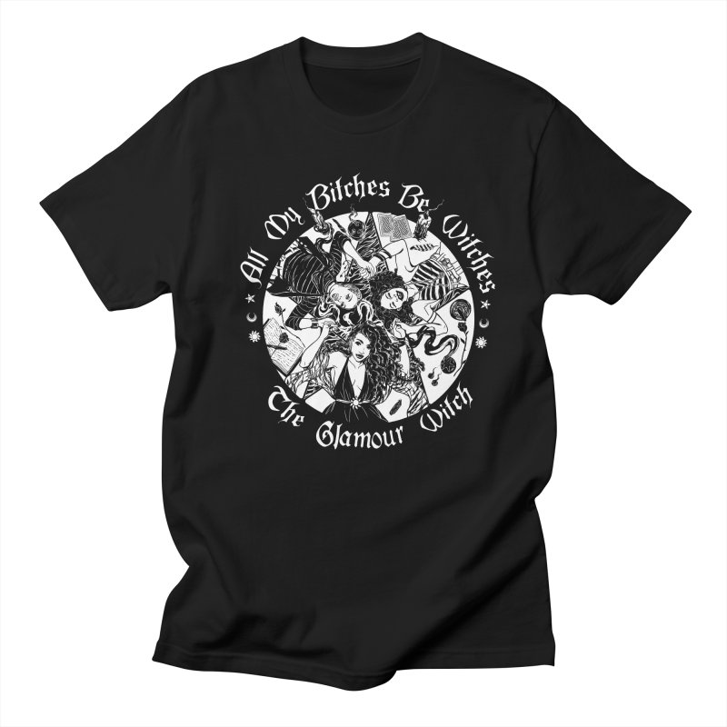 All My Witches Men's T-Shirt by TheGlamourWitch's Artist Shop