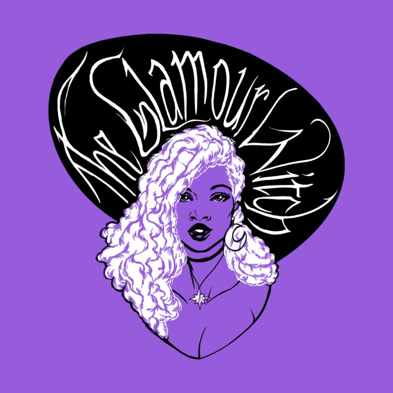 The Glamour Witch Women's T-Shirt by TheGlamourWitch's Artist Shop