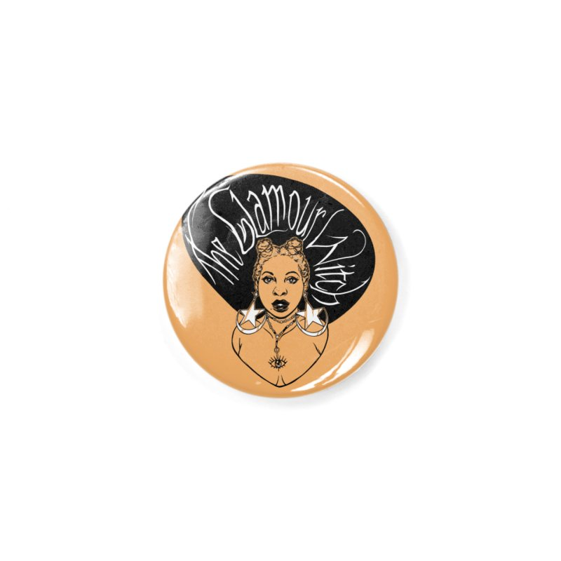 She is Sis Accessories Button by TheGlamourWitch's Artist Shop