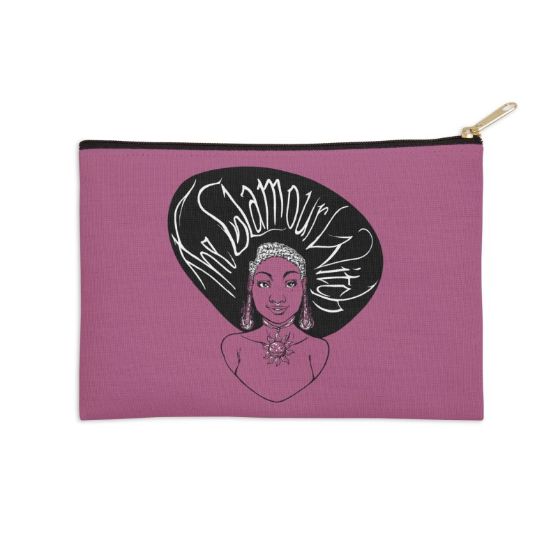 Wise Witch Accessories Zip Pouch by TheGlamourWitch's Artist Shop