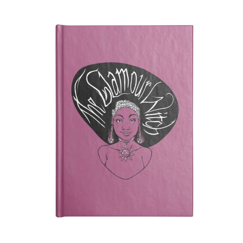 Wise Witch Accessories Notebook by TheGlamourWitch's Artist Shop
