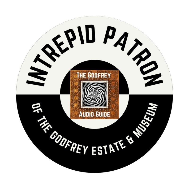 Intrepid Patron! Men's T-Shirt by The Godfrey Estate & Museum Gift Shop