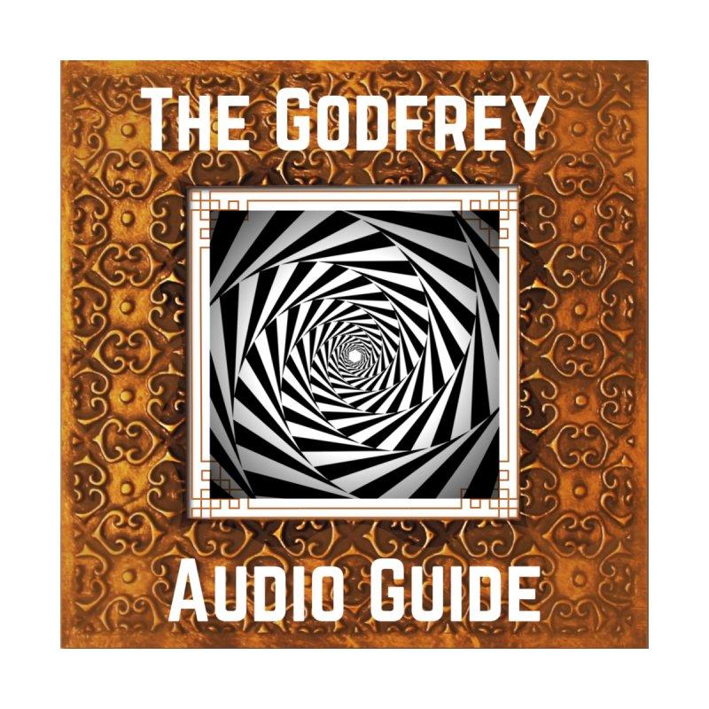 Godfrey Logo (subtle) Men's T-Shirt by The Godfrey Estate & Museum Gift Shop