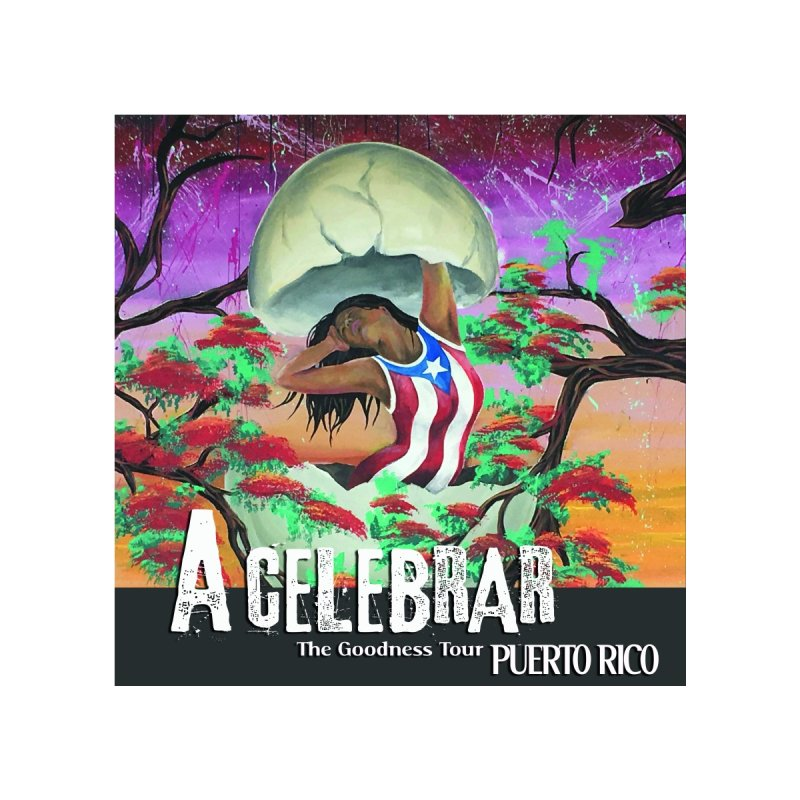A Celebrar Art Prints Home Mounted Aluminum Print by The Goodness Tour Artist Shop