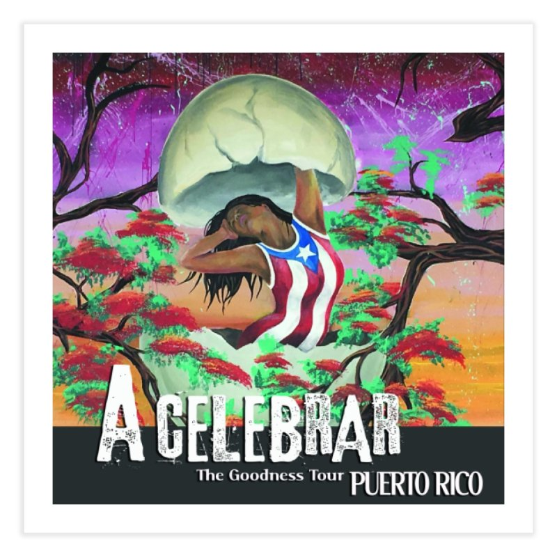A Celebrar Art Prints in Fine Art Print by The Goodness Tour Artist Shop