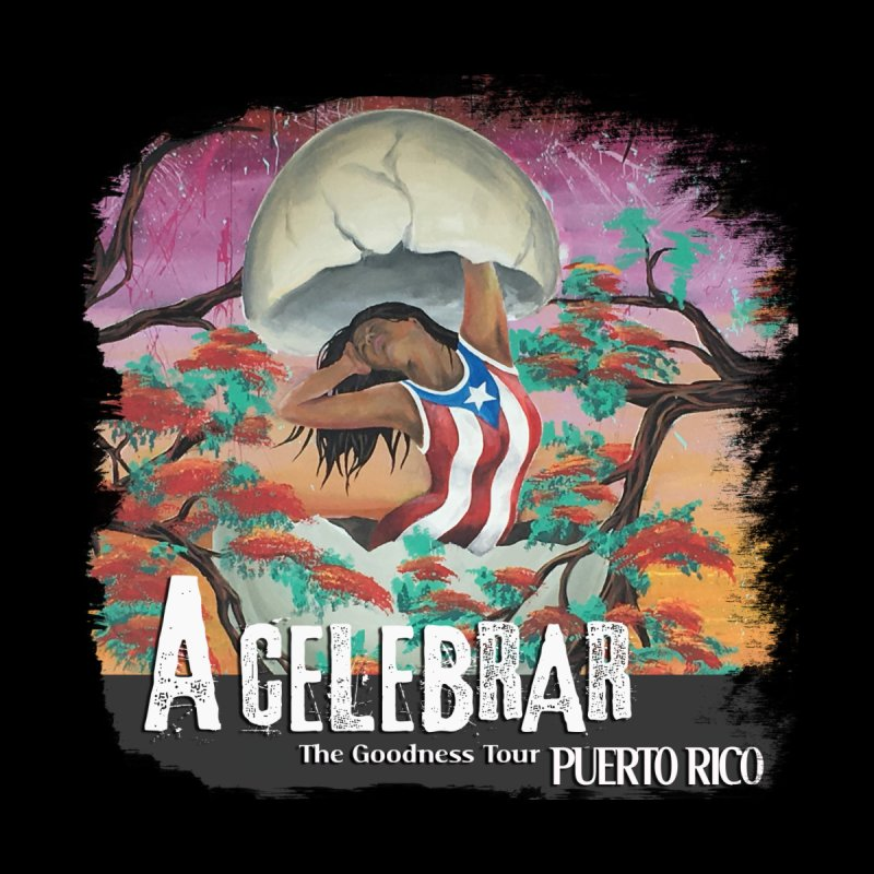 A Celebrar Apparel Kids T-Shirt by The Goodness Tour Artist Shop