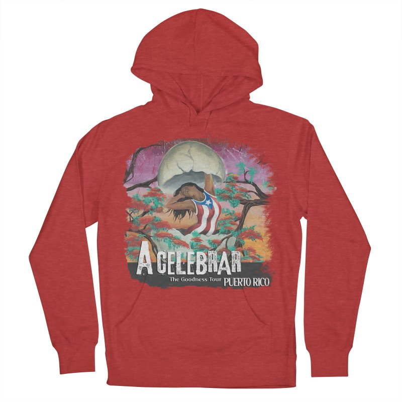 A Celebrar Apparel Men's French Terry Pullover Hoody by The Goodness Tour Artist Shop