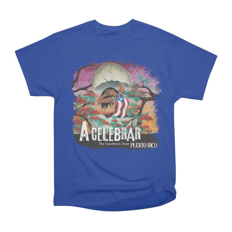 A Celebrar Apparel Women's Heavyweight Unisex T-Shirt by The Goodness Tour Artist Shop