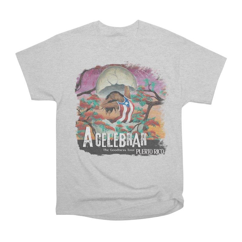 A Celebrar Apparel Men's Heavyweight T-Shirt by The Goodness Tour Artist Shop