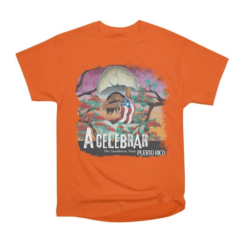 A Celebrar Apparel Women's T-Shirt by The Goodness Tour Artist Shop