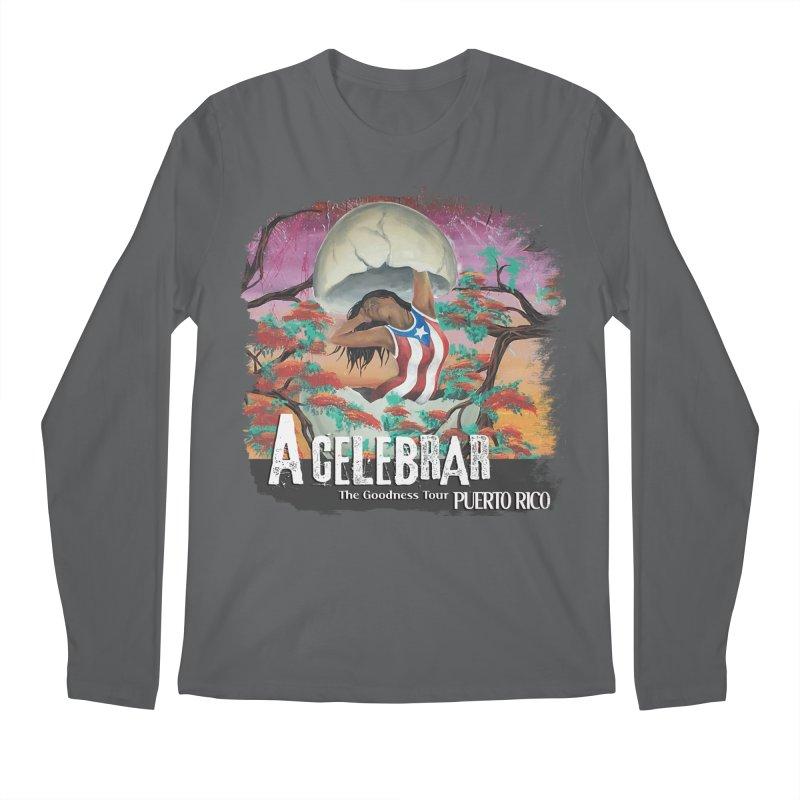 A Celebrar Apparel Men's Longsleeve T-Shirt by The Goodness Tour Artist Shop