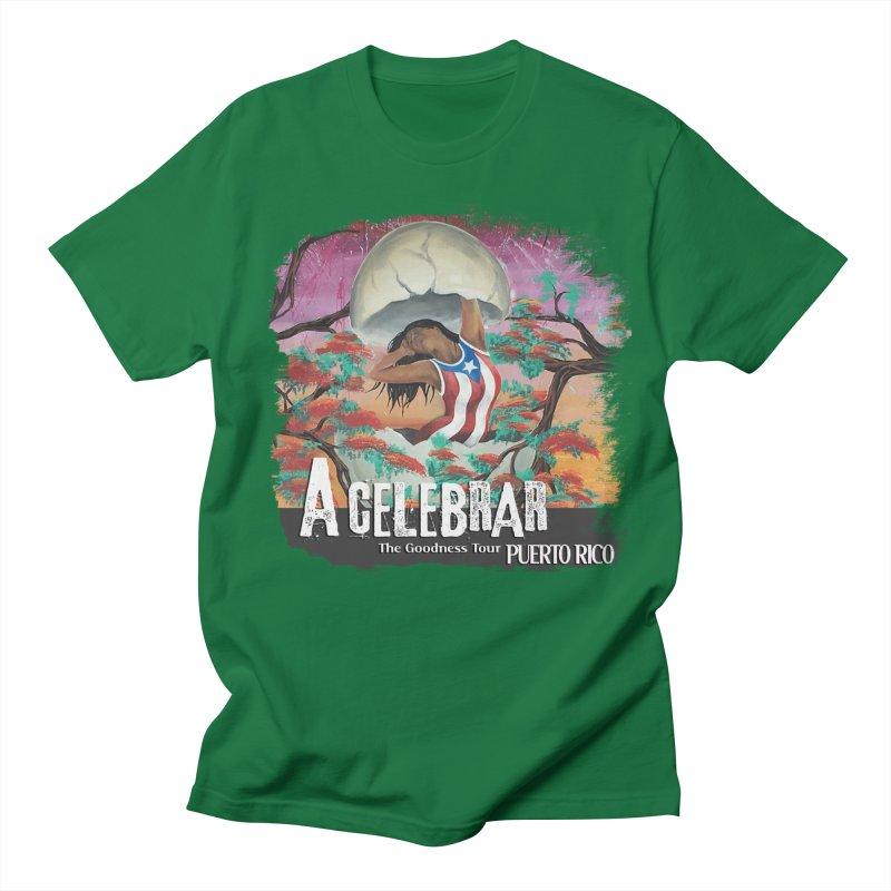 A Celebrar Apparel Women's Regular Unisex T-Shirt by The Goodness Tour Artist Shop