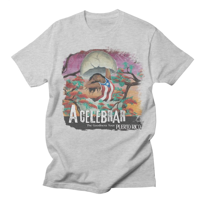 A Celebrar Apparel Women's Regular Unisex T-Shirt by The Goodness Tour Artist Shop