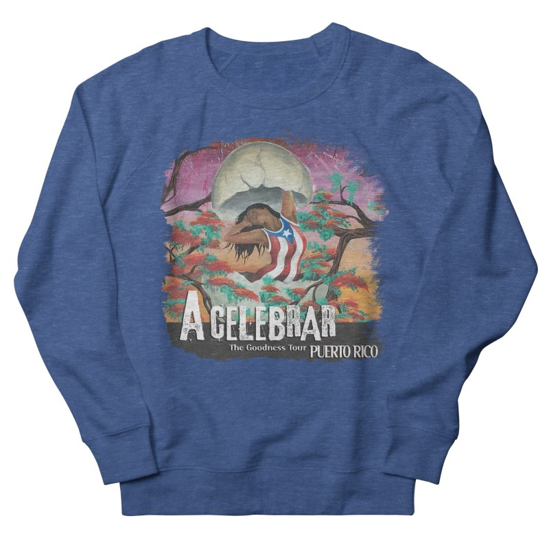 A Celebrar Apparel Women's French Terry Sweatshirt by The Goodness Tour Artist Shop