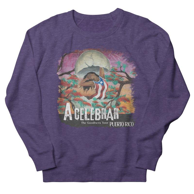 A Celebrar Apparel Men's French Terry Sweatshirt by The Goodness Tour Artist Shop