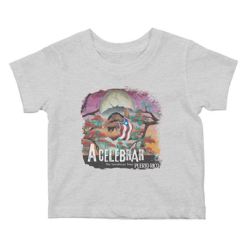 A Celebrar Apparel Kids Baby T-Shirt by The Goodness Tour Artist Shop