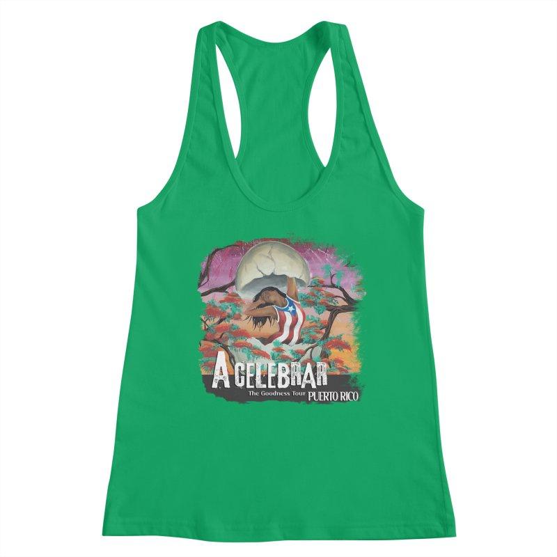 A Celebrar Apparel Women's Tank by The Goodness Tour Artist Shop