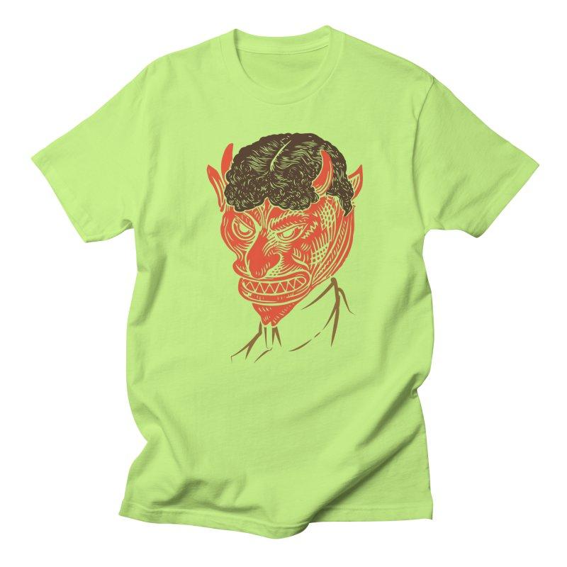 Hell Toupée Men's Regular T-Shirt by Chick & Owl Artist Shop