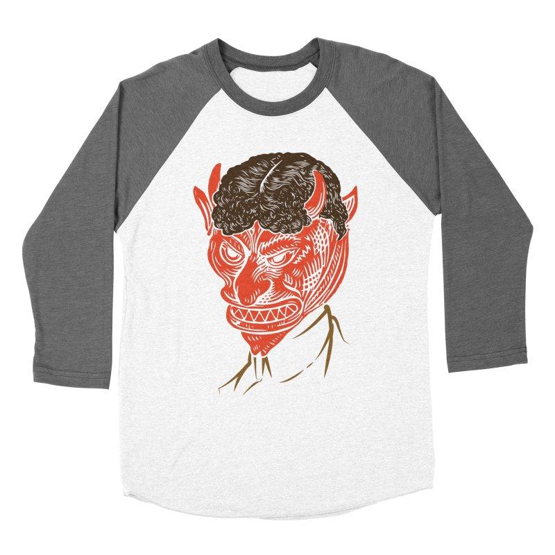Hell Toupée Women's Longsleeve T-Shirt by Chick & Owl Artist Shop