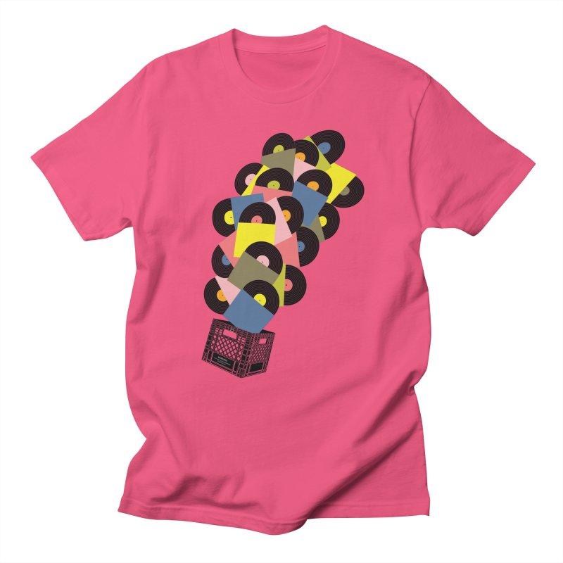 Untitled (Hi-Fidelity) Men's Regular T-Shirt by Chick & Owl Artist Shop