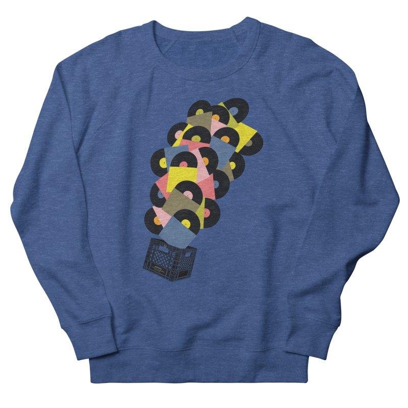 Untitled (Hi-Fidelity) Women's French Terry Sweatshirt by Chick & Owl Artist Shop