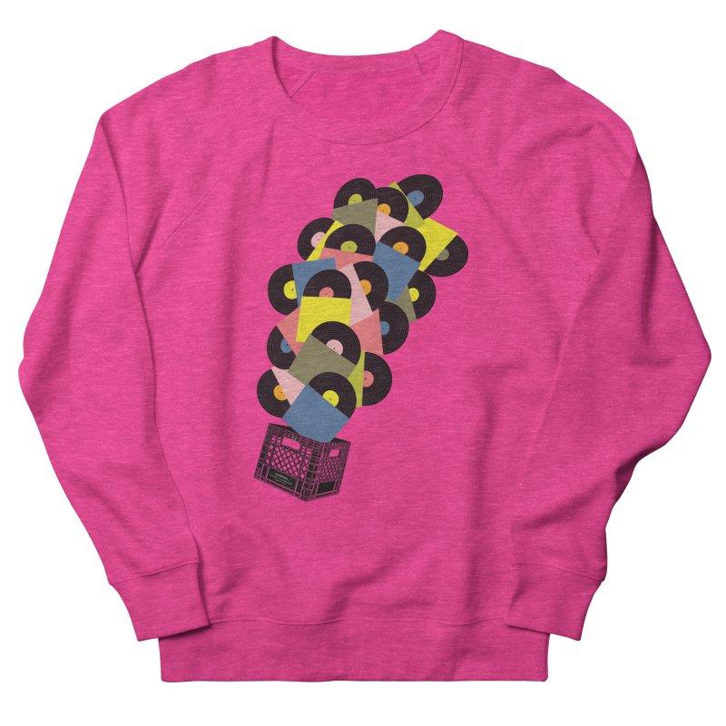 Untitled (Hi-Fidelity) Women's Sweatshirt by Chick & Owl Artist Shop