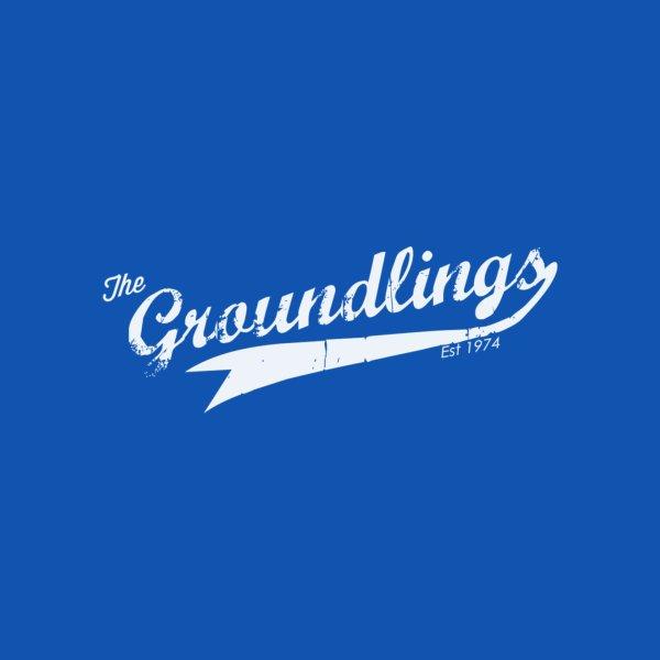 image for Groundlings Baseball Font