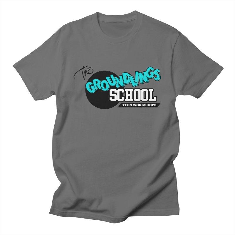 The Groundlings School Teen Workshops Men's T-Shirt by The Groundlings' Shop